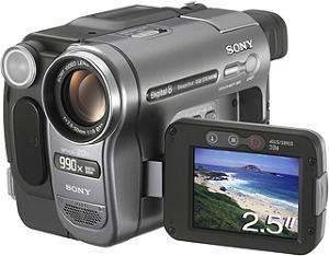 Sony DCR-TRV285E