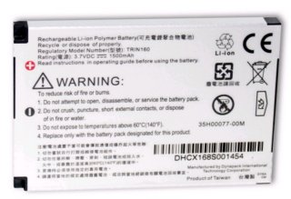 HTC Batteri til P3600