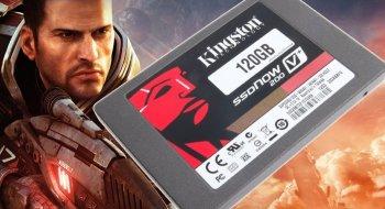 Test: Kingston SSDNow V+200 120GB