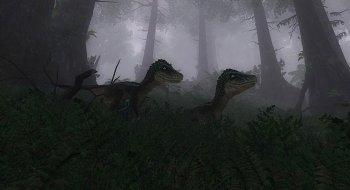 Dra på dinosaurjakt i desember