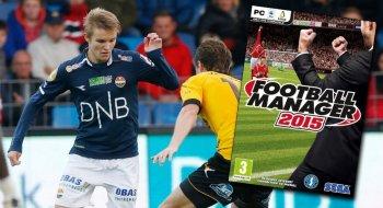 Ingen Martin Ødegaard i nye Football Manager