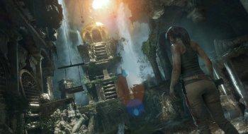 Rise of the Tomb Raider slippes på PC denne måneden