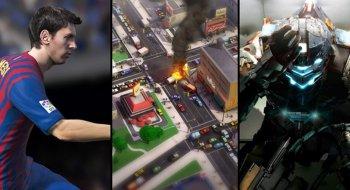 Feature: EA har avduket sine nyheter