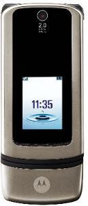 Motorola Krzr K3 med abonnement