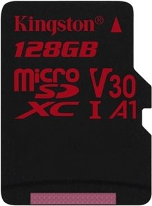 Kingston Canvas React 128GB microSDXC
