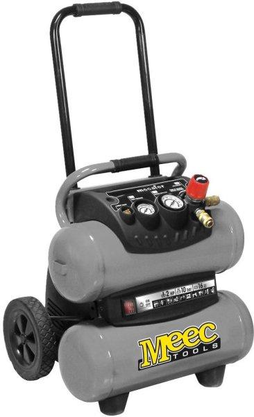 Meec Tools Kompressor 8+8