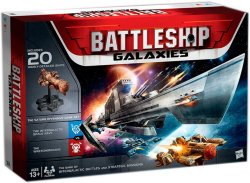 Battleship Galaxies Brettspill