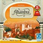 Alhambra Brettspill - Norsk utgave