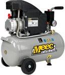 Meec Tools Kompressor 24l 1100W