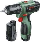 Bosch EasyDrill 1200 (2x1.5ah)