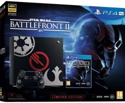 Sony PlayStation 4 Pro Star Wars: Battlefront II Limited Edition Bundle