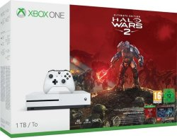 Microsoft Xbox One S Halo Wars 2 Bundle