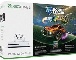 Microsoft Xbox One S Rocket League Bundle