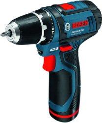 Bosch GSR 10,8-2 LI (2x2,0Ah)