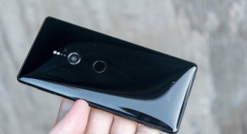 Test: Sony Xperia XZ2 (Enkel-SIM)