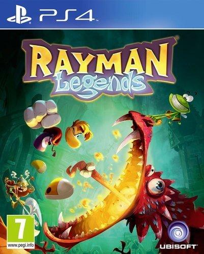 Rayman Legends til Playstation 4