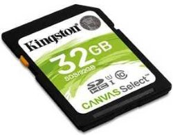 Kingston Select SDHC 32GB