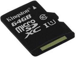 Kingston Select MicroSDHC 6GB