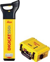 Leica DigiCat 550i & DigiTex 100t