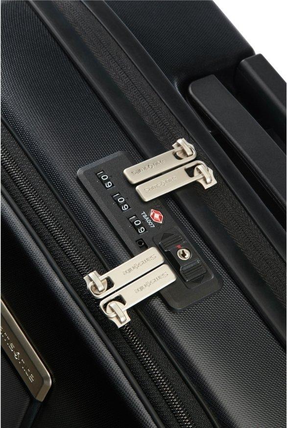 Samsonite Prodigy trillekoffert med lomme til bærbar PC