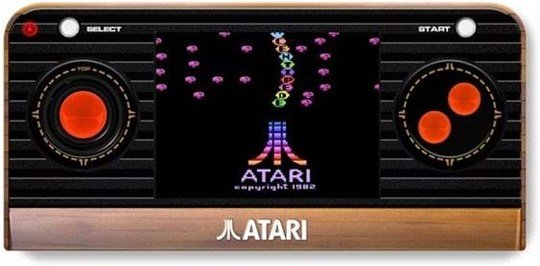 Atari Handheld Retro