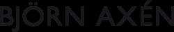 Björn Axén logo
