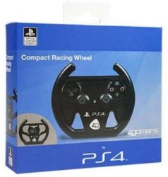 4Gamers PS4 Compact Steering Wheel