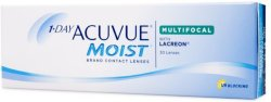 Johnson & Johnson 1-Day Acuvue Moist Multifocal 30p