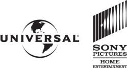 Universal Sony logo