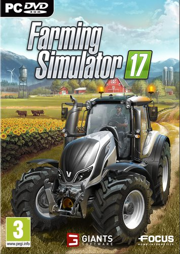 Farming Simulator 17 til PC