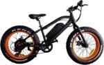 Elektrisk fatbike sykkel liten