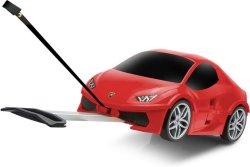 Lamborghini trillekoffert til barn