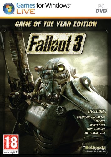 Fallout 3: Game of the Year Edition til PC
