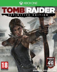 Tomb Raider: Definitive Edition til Xbox One
