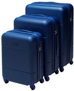 Beckmann koffertsett