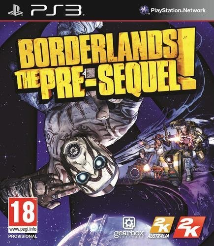 Borderlands: The Pre-Sequel til PlayStation 3