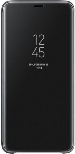 Samsung Clear View Standing Cover (Galaxy S9+)