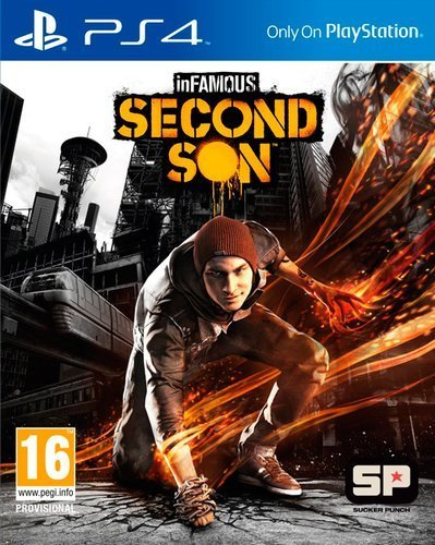 Infamous: Second Son til Playstation 4