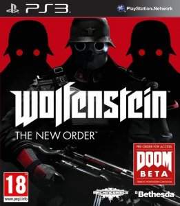 Wolfenstein: The New Order til PlayStation 3