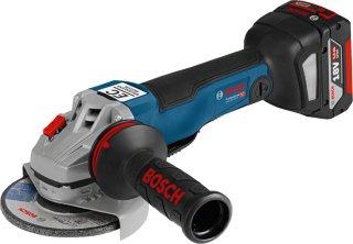 Bosch GWS 18 V-125 PC (Uten batteri)