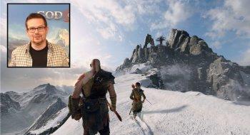 Intervju: – Kratos med skjegg og øks var en naturlig utvikling