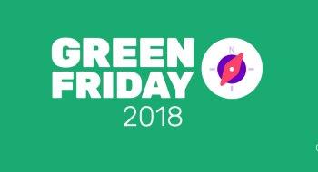 Green Friday tilbud 2018 - se salget!