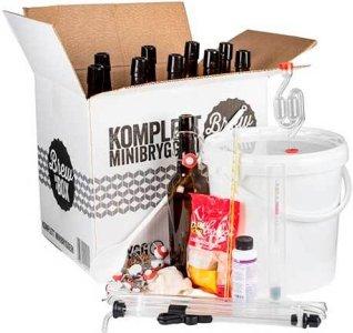 Brew In A Box Minibryggeri