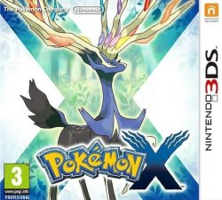 Game Freak Pokémon X