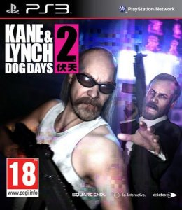 Kane & Lynch 2: Dog Days til PlayStation 3