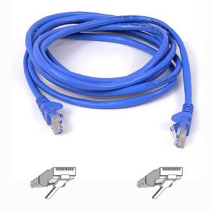 Belkin RJ45 CAT-5e Patch Cable 2m Blå