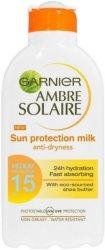 Garnier Ambre Solaire Sun Protection Milk SPF 15