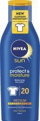 Nivea Protect & Moisture Lotion SPF20