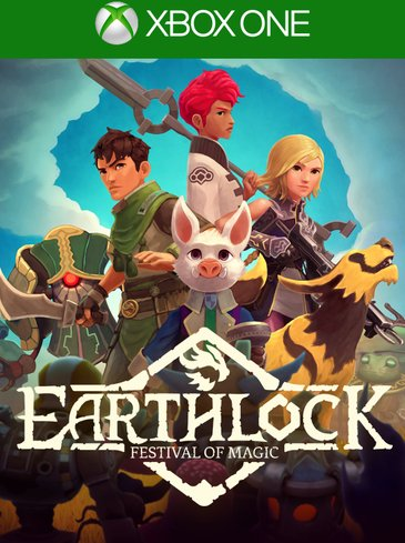 Earthlock: Festival of Magic til Xbox One