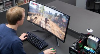 Test: Acer Predator X34P